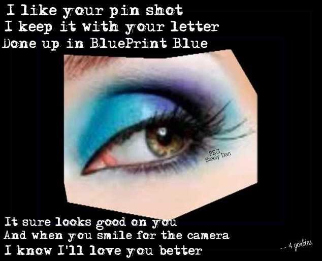 41 best Music Love images on Pinterest Music, Music lyrics and La - copy done up in blueprint blue lyrics
