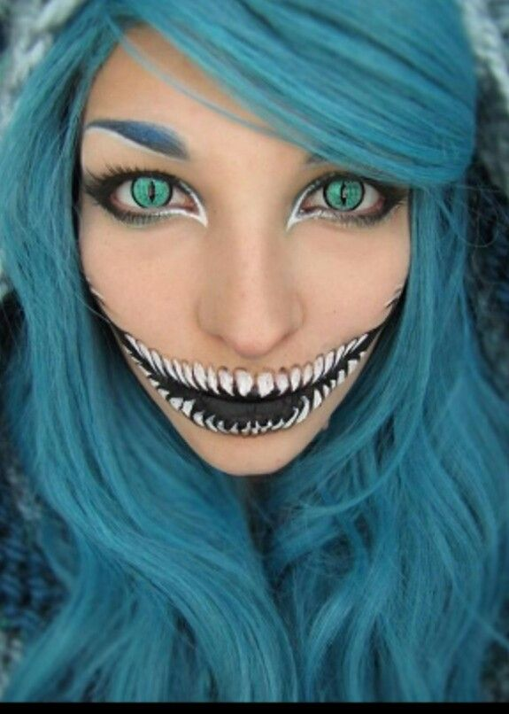 81 best Face painting and costume ideas images on Pinterest - face painting halloween ideas