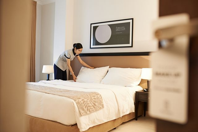 Do you know one of the common places that bed bugs infest are Hotel Rooms? We are here to help ensure your home or hotel is bed-bug-FREE…
