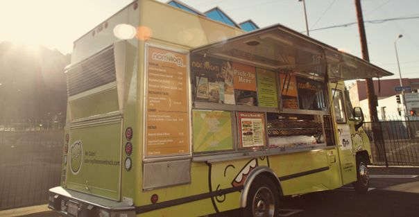 THE 26 HEALTHIEST FOOD TRUCKS IN AMERICA   My food truck will make it on this list one of these days.