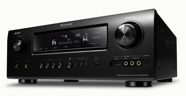Denon AVR-3312 220-240 Volts 50 Hertz Receiver (Price: $899.99).