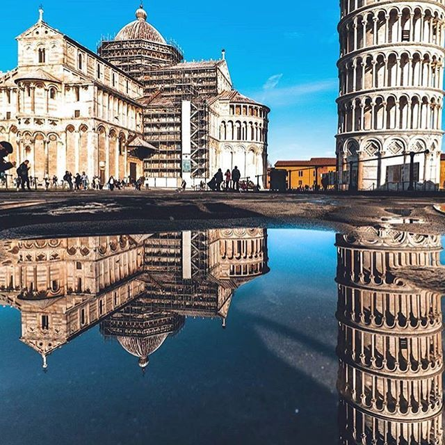 PISA, ITALY. #Pisa - #Italy Photo Credit: @rczx_  Chosen by: @la_gomme ≕≔≕≔≕≔≕≔≕≔≕≔