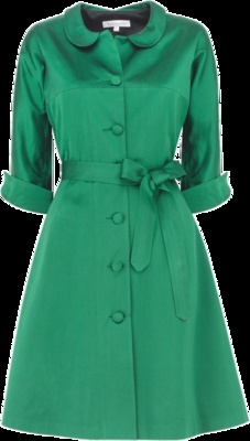 what a gorgeous coat - jewel tones are always a must have
