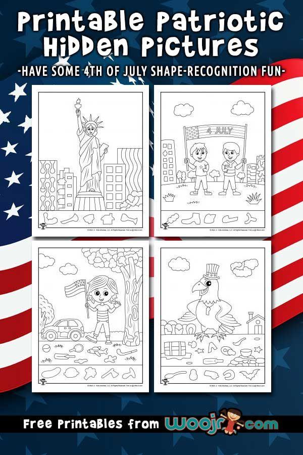 Patriotic Hidden Pictures Printables For Kids Woo Jr Kids Activities Hidden Pictures Printables Hidden Pictures Printable Activities For Kids