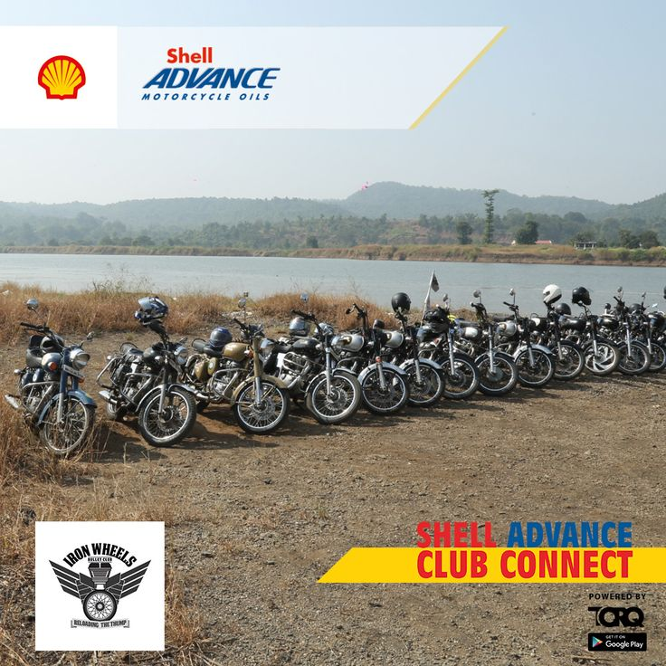 Shell Advance celebrates the spirit of motorcycling clubs in the motorcycling world. As a part of this series , we will connect with motorcycle clubs across Maharashtra and know their story. This time it's Iron Wheels Bullet Club ..! #TheWinningIngredient #TORQ #TorqRiderApp #bikerlife