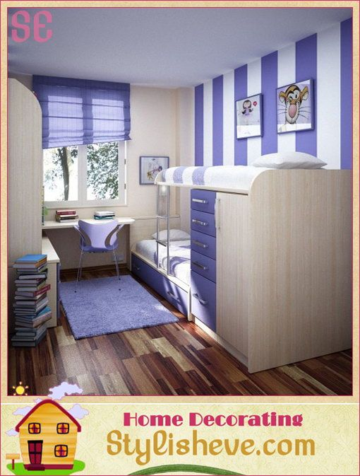 Children Bedroom Ideas Small Spaces 134 best home: ideas for *small* bedrooms images on pinterest