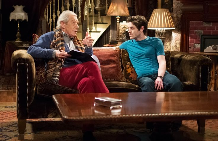 Learn why Freddie is depressed and Violet seeks advice from Freddie and Stuart.  VICIOUS: Episode 3 Sunday, July 13, 2014, 10:30-11:00 p.m. ET.