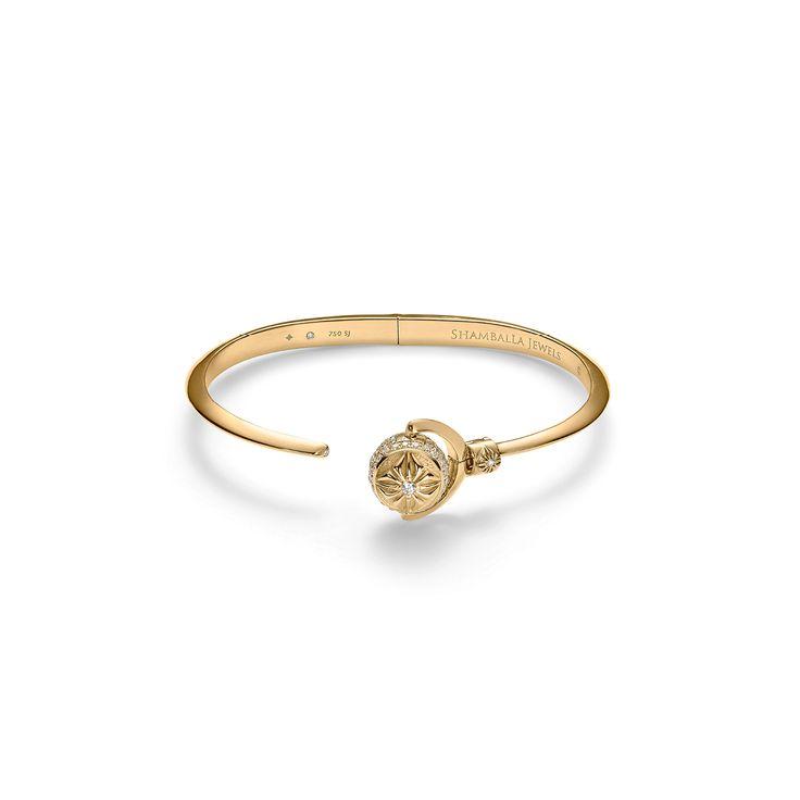 Shamballa Jewels Nyima Cuff