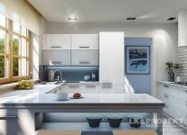 Projekty domów LK Projekt LK&475    wnętrze 3