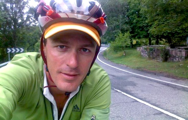Go Outdoors Week - Interview with Vin Cox, round the world cyclist.