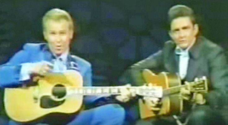 Country Music Lyrics - Quotes - Songs Johnny cash - This Hank Williams Jr. And Johnny Cash Duet Will Make You Wish Time Machines Were Real - Youtube Music Videos http://countryrebel.com/blogs/videos/this-hank-williams-jr-and-johnny-cash-duet-will-make-you-wish-time-machines-were-real
