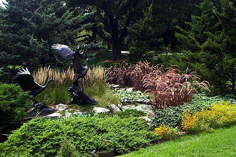 Beautiful Enger Tower Park Japanese Garden: Enger Park Drive, Duluth, MN 55802 (218