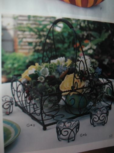 Southern Living at Home Jamestown Centerpiece | eBay