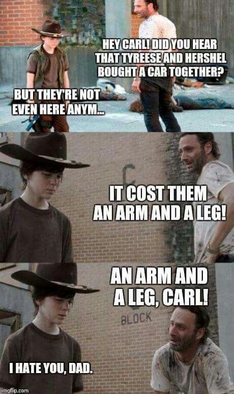 Walking Dad jokes..... ♡♡♡