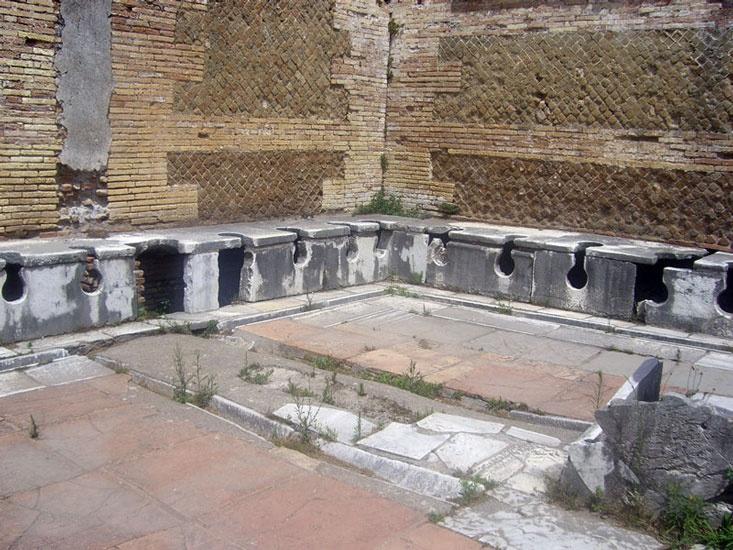 Livet i Rom