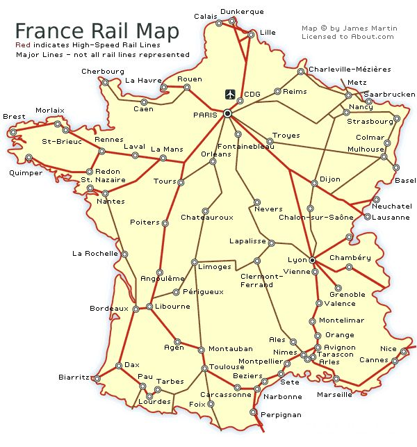 Map Of France And Belgium With Cities.Here Is A Picture Of The French Railway System This Can Show You
