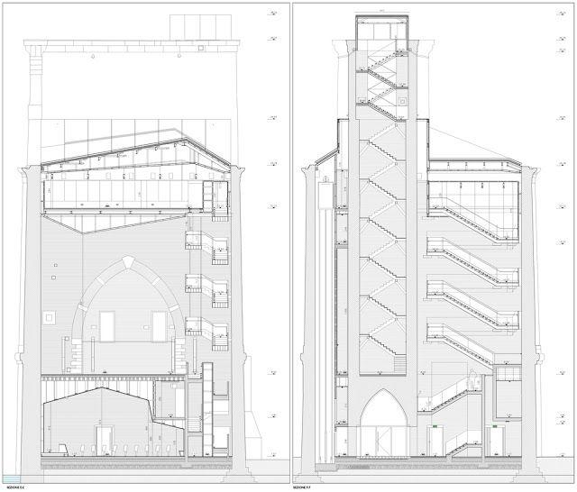 HIC*: Map Studio | Proyecto de recuperación de la Torre di Porta Nuova, Arsenale di Venezia