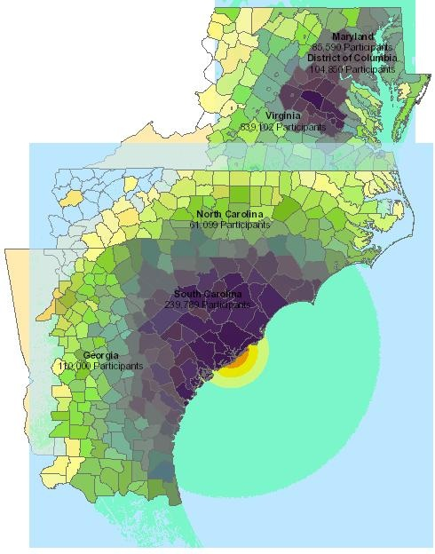 18 best earthquakes in sc images on pinterest south carolina here is an interactive loss analyses map for a repeat of the 1886 great charleston earthquake gumiabroncs Images