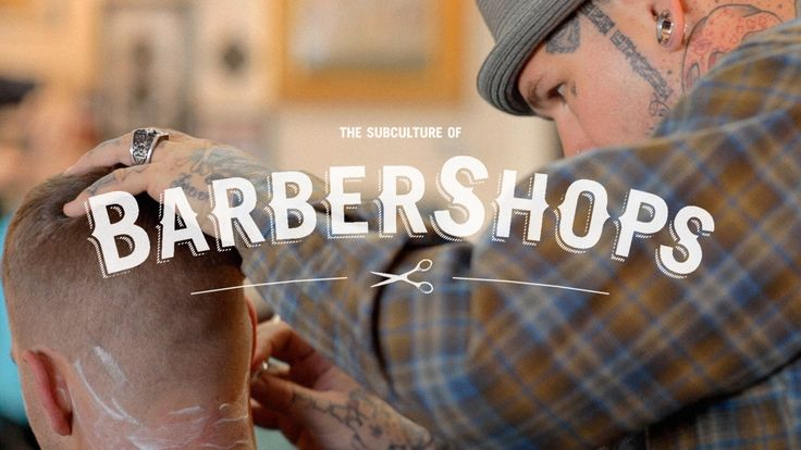 The beauty of people working in what they're passionate about: The New Wave of Barbershops