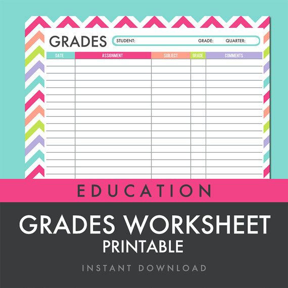 Hey, I found this really awesome Etsy listing at https://www.etsy.com/listing/174641285/grades-sheet-grading-worksheet