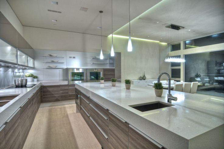 LED Lighting - Light public Kitchen #kitchenandbathmonth #nkba