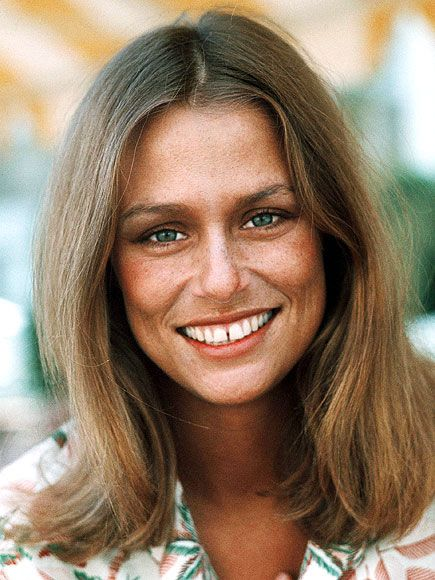 1970s photo | Lauren Hutton