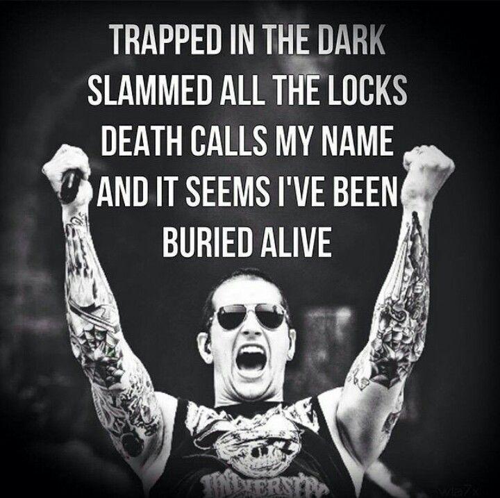 Avenged Sevenfold    Buried Alive