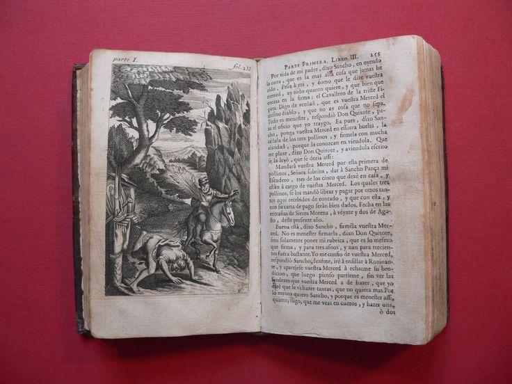 Edición más antigua del Quijote