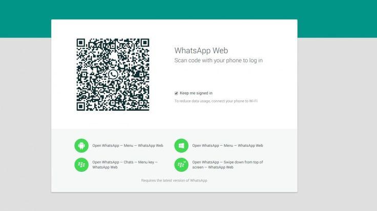 WhatsApp lanza cliente para web
