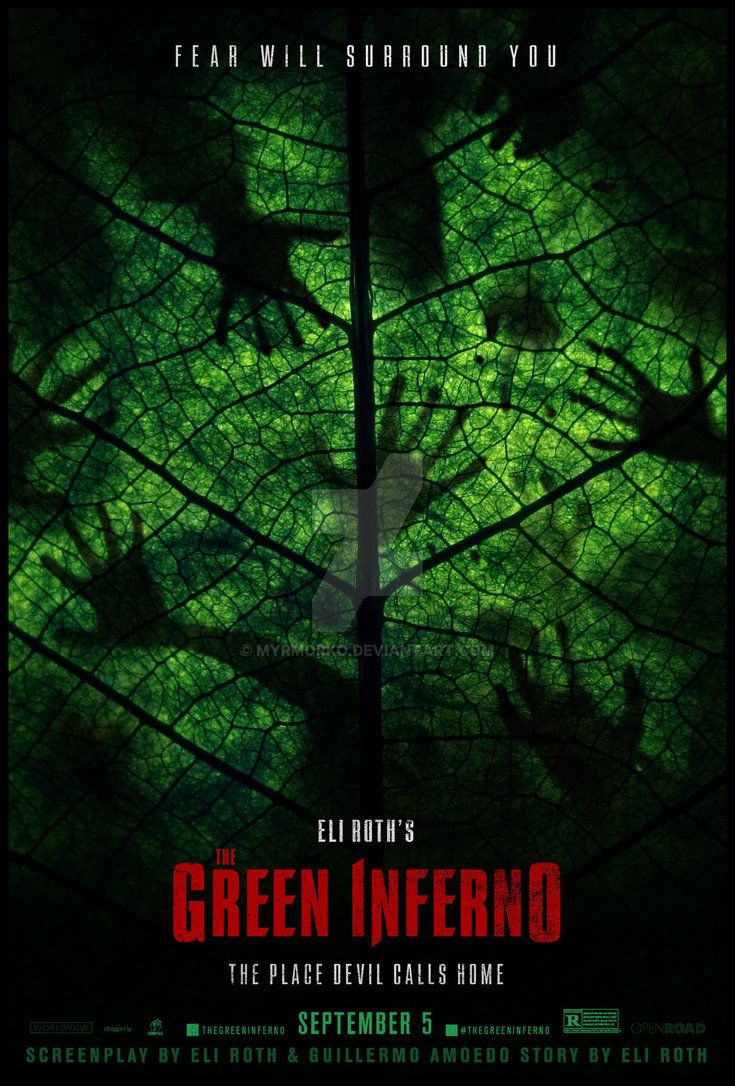 The Green Inferno 2015 - Full (||HD||)