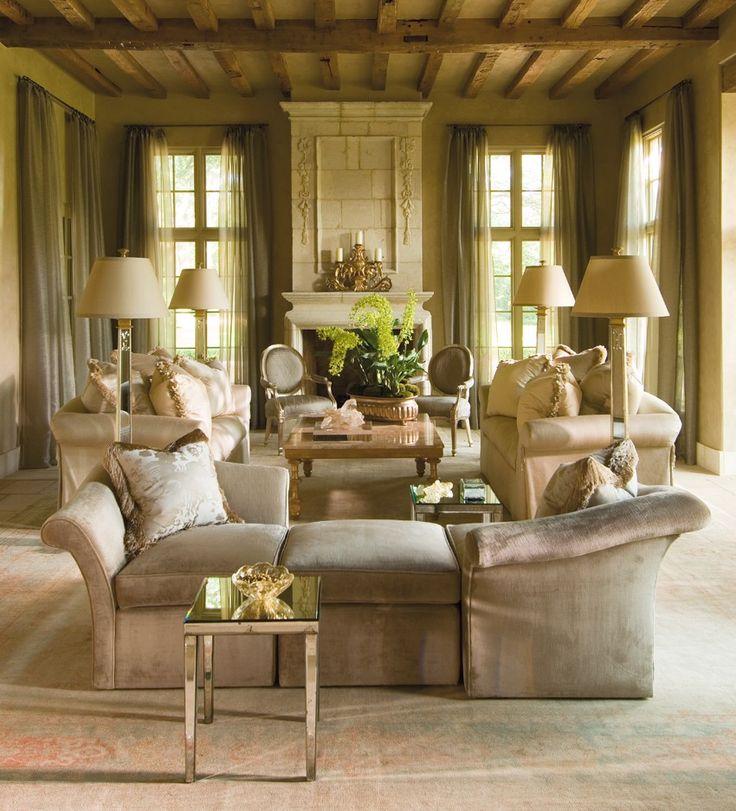 147 best ceilings lofting images on pinterest for the for Elegant neutral bedrooms
