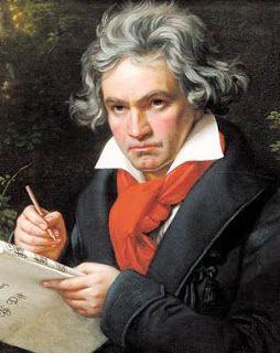 El descuido y el desaseo parecen ser carteles colgados al cuello de Ludwig van Beethoven (1770-1827). Su imagen ha servido como el estereotipo del músico desmañado y casi harapiento, cuyos acercamientos al agua y a un buen peluquero dan la impresión de haber sido infrecuentes y fugaces como un come