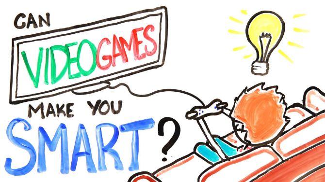 Blir man smart av att spela tv spel?  #spel #gaming #spela #game #intelligence #intelligens #smart #youtube #video #Obsid #allmänbildning  http://www.obsid.se/livsstil/blir-man-smart-av-att-spela-tv-spel/