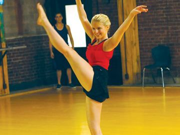 Alexandra Beaton - 'Emily'
