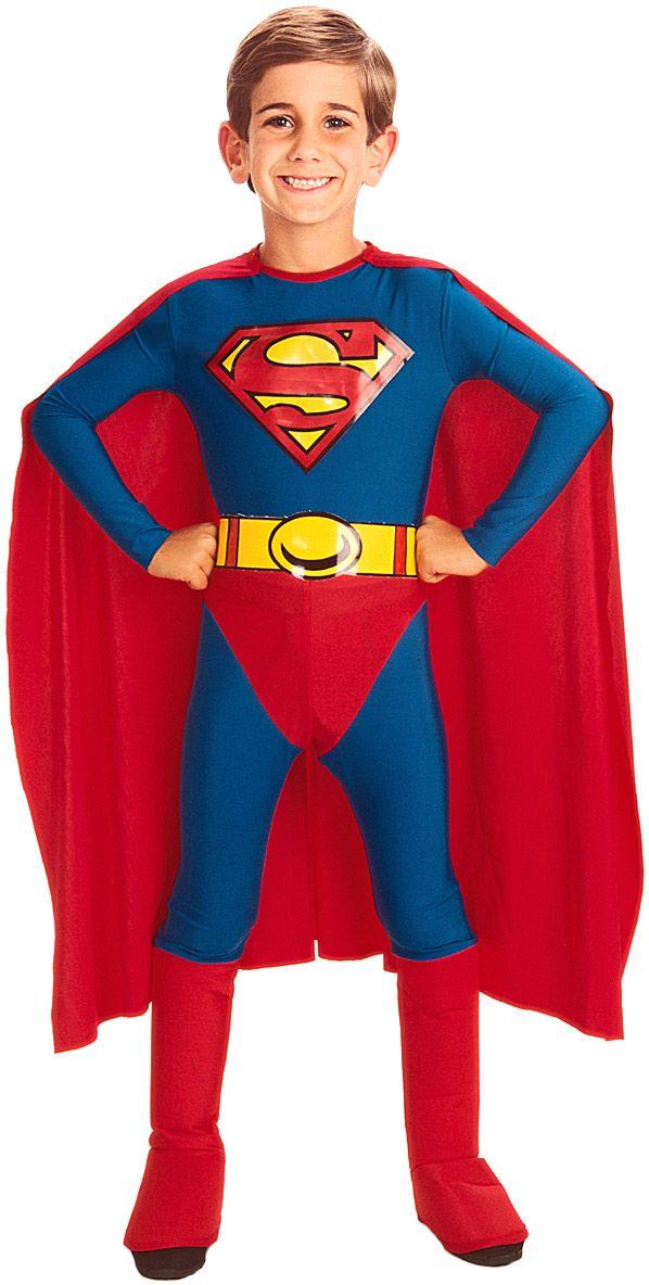 Costume Superman™ bambino http://www.vegaoo.it/costume-superman-trade-bambino.html