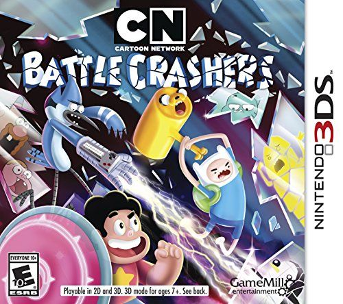 Cartoon Network Brawler 3DS  Nintendo 3DS *** Want additional info? Click on the image.