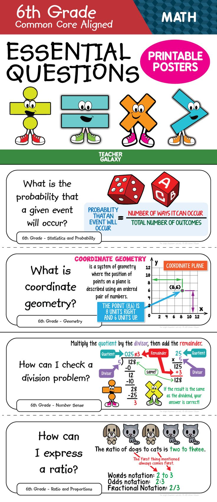 Worksheet Proportions 6th Grade best 25 sixth grade math ideas on pinterest bring the common core essential questions to life with these easy use