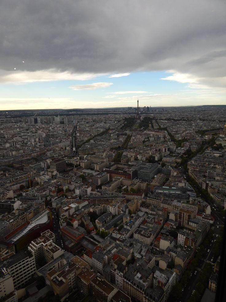 #Montparnasse #PanoramicView #Paris