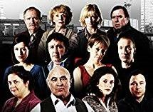 The Street - Timothy Spall, Jane Horrocks, Jim Broadbent, Sue Johnston, Neil Dudgeon, Lee Ingleby, Joanne Froggatt, Mark Benton, Gina McKee, Matt Smith, David Thewlis, Jodhi May, Bob Hoskins, Frances Barber, Liam Cunningham, Anna Friel, Daniel Mays, Maxine Peake and Ruth Jones