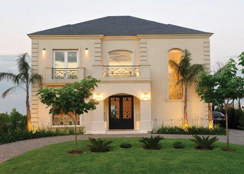 Las 25 mejores ideas sobre arquitectura francesa en - Casas clasicas modernas ...
