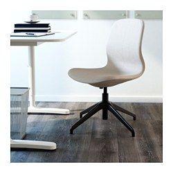 Les 25 meilleures id es concernant chaise de bureau - Chaise ergonomique ikea ...