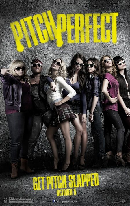 Is Pitch Perfect Appropriate for Teens? - Mom Blogger Reviews Movie Plus a Giveaway