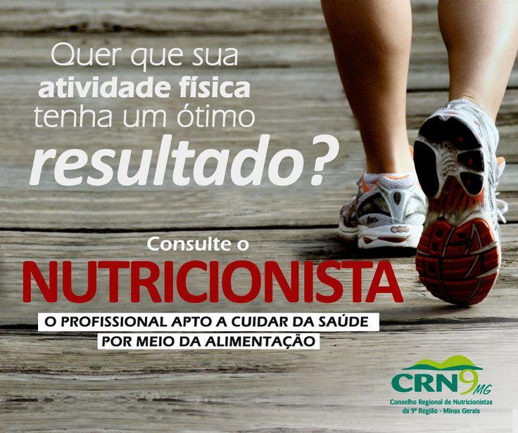 POST NUTRICIONISTA E ATIVIDADE FÍSICA