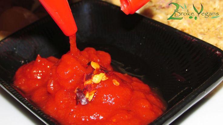 Vegan Gluten Free Ketchup Recipe