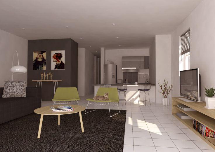 Kleine Uitsig Interior Render - www.libertelifestyle.com