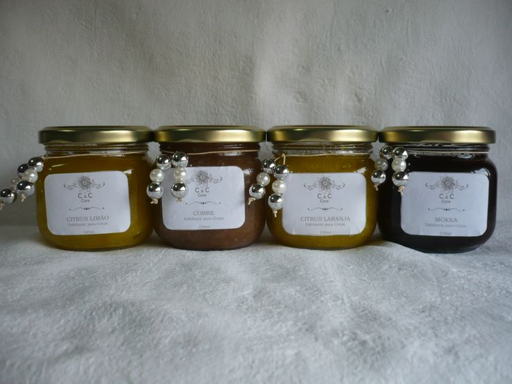 Esfoliantes Corporais / Body Scrubs