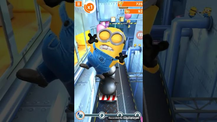 Despicable me : minions rush free game on google play