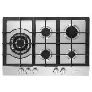 Samsung 75cm Built-In 5 Burner Gas Stove - GN7A2IFXD - $699