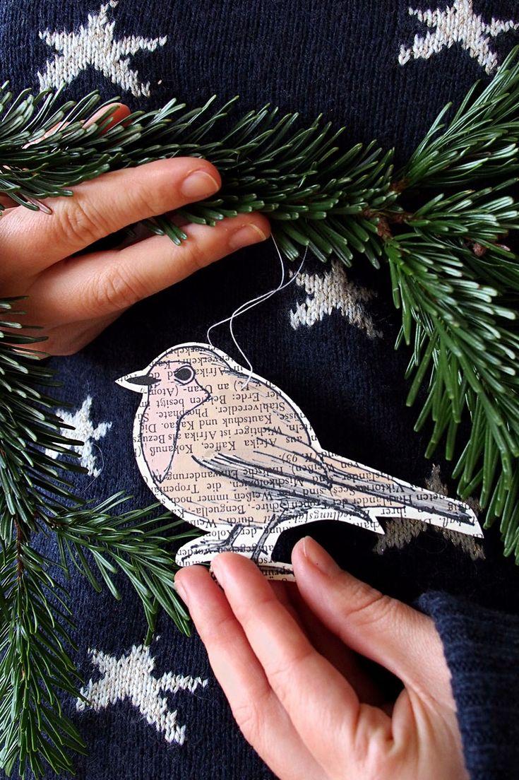 7 besten Rotkehlchen Bilder auf Pinterest | Rotkehlchen, Weihnachten ...