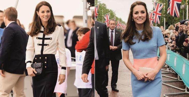 O estilo elegante da duquesa de Cambridge sempre impressiona. Inspire-se nestes modelos e vista-se como uma princesa!